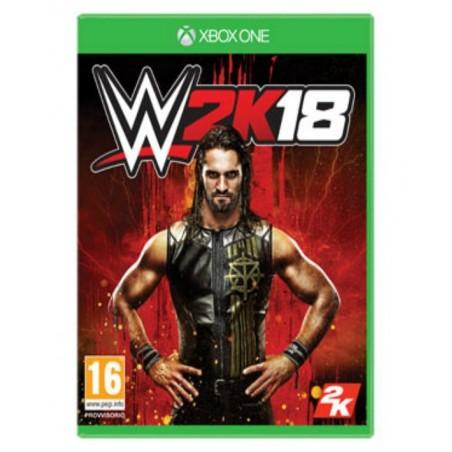 WWE 2K18 usato xbox one