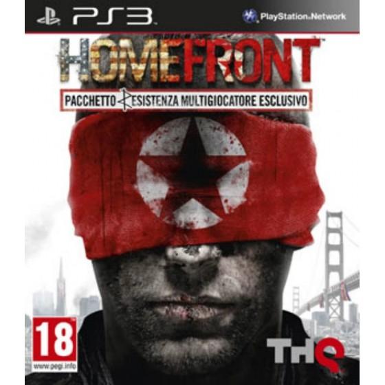 Homefront - PS3 usato