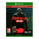 Friday the 13th: Ultimate Slasher Edition per xbox one