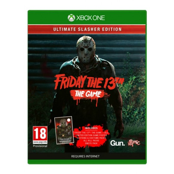 Friday the 13th: Ultimate Slasher Edition - Xbox One