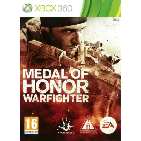 Medal of Honor Warfighter - Xbox 360 usato