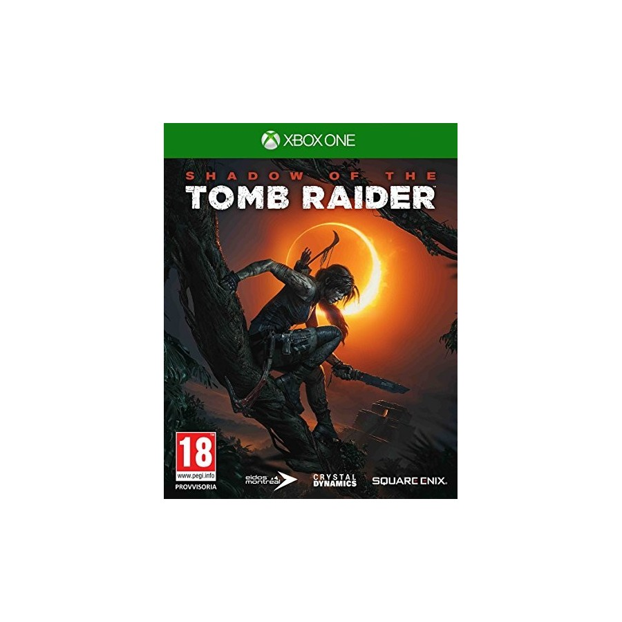 Shadow of the Tomb Raider per xbox one