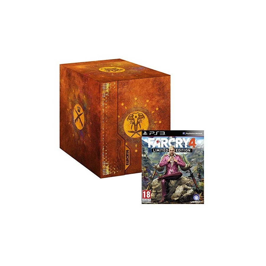 Far Cry 4 Kyrat Edition - Collector's Edition PS3