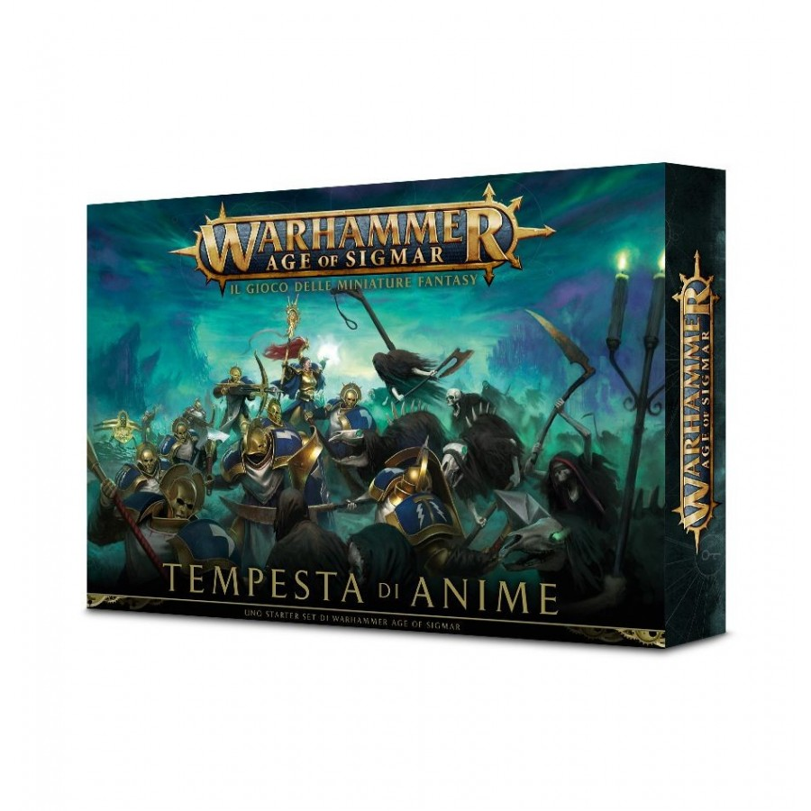 Warhammer Age of Sigmar - Tempesta di Anime - The Gamebusters