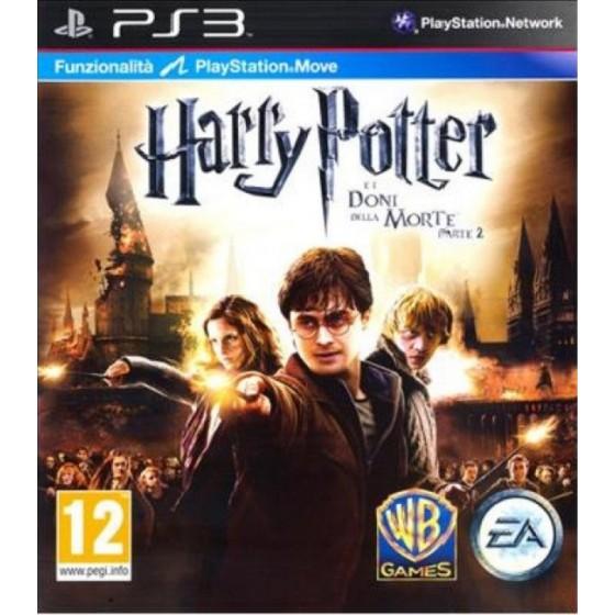 Harry Potter e i Doni della Morte Parte 2 - PS3