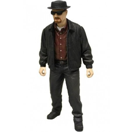 Action Figure - Heisenberg - Breaking Bad
