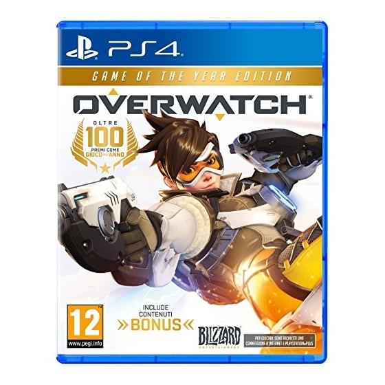 Overwatch goty per ps4