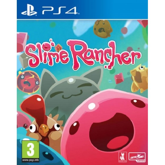 Slime Rancher per ps4