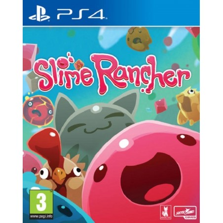 Slime Rancher - PS4
