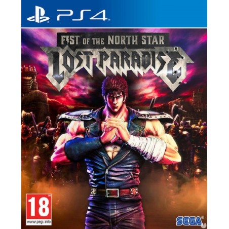 Fist of the North Star: Lost Paradise Day One Edition - PS4