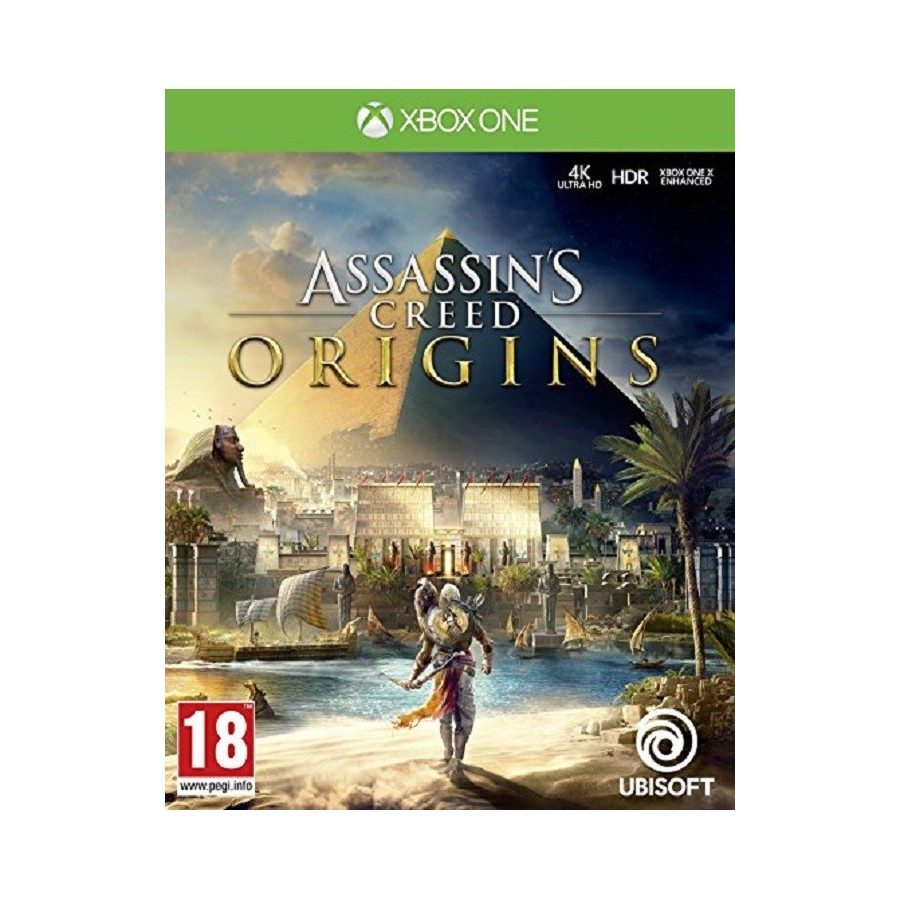 Assassin's Creed: Origins one