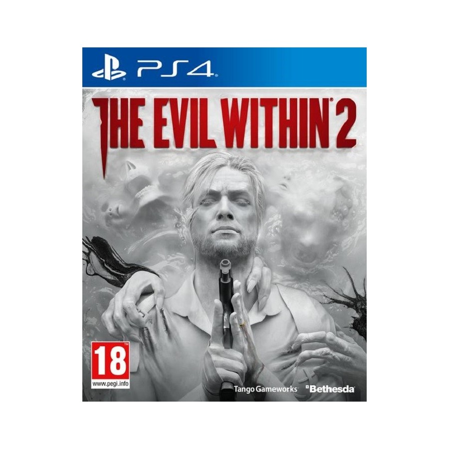 The Evil Within 2 PS4 gamebusters