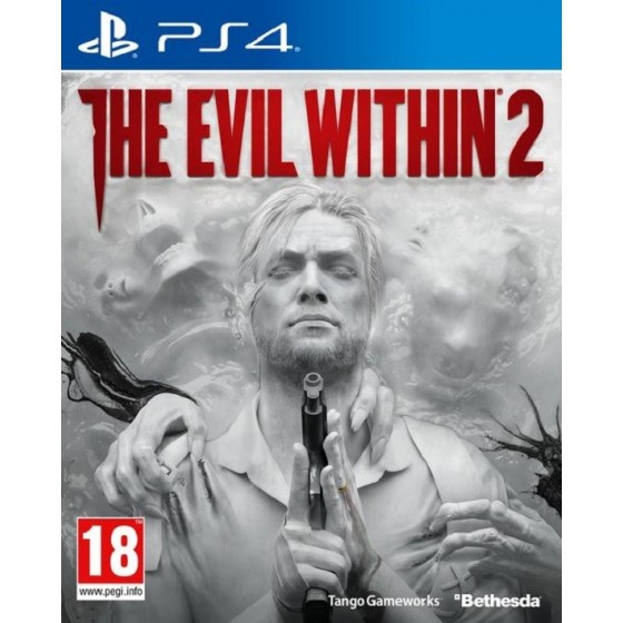 The Evil Within 2 - PS4 usato