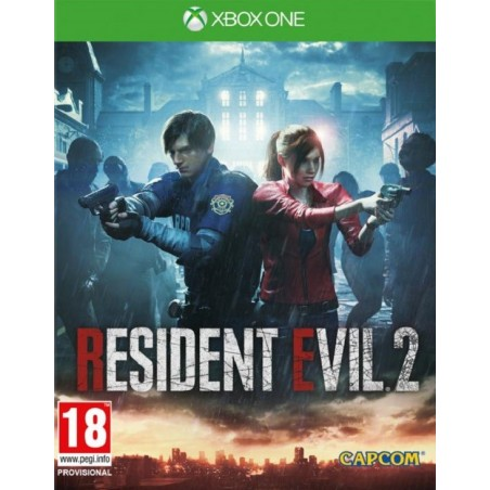 Resident Evil 2 - Preorder Xbox One
