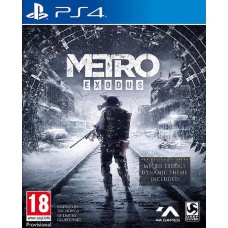 Metro Exodus - Preorder PS4