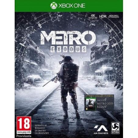 Metro Exodus - Preorder Xbox One
