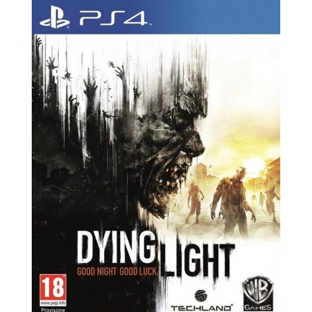 Dying Light - PS4