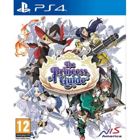 The Princess Guide per ps4