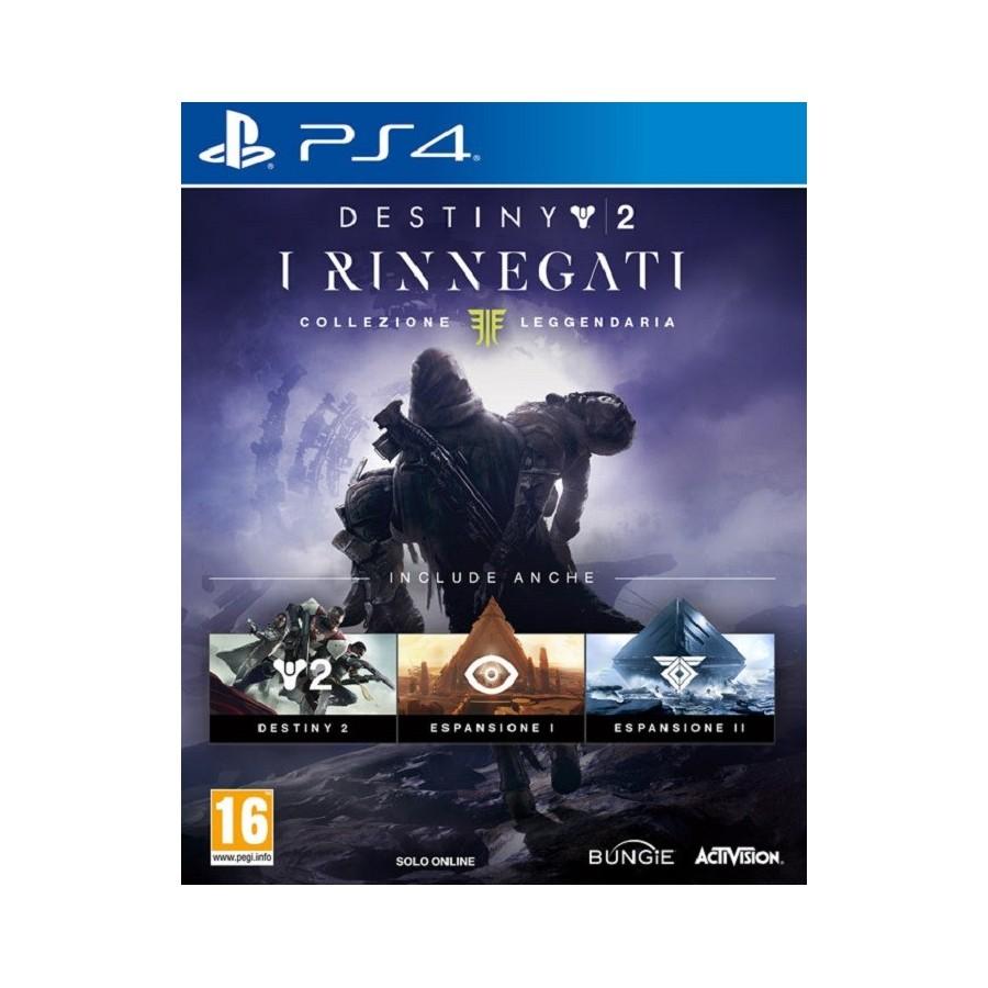 Destiny 2: I Rinnegati - Collezione Leggendaria - PS4