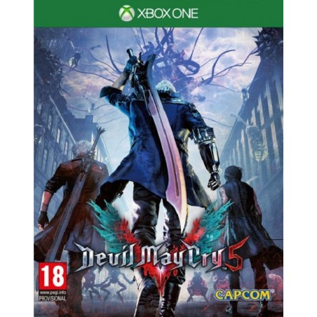 Devil May Cry 5 per xbox one