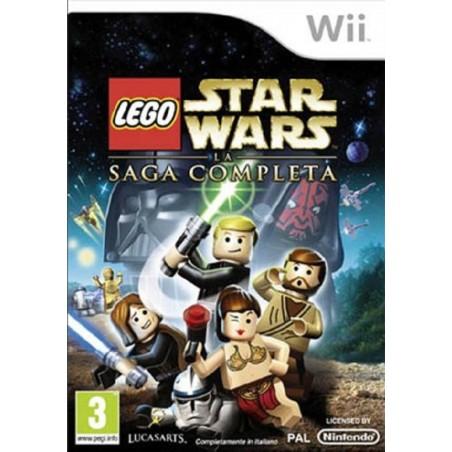 LEGO Star Wars: La Saga Completa per wii
