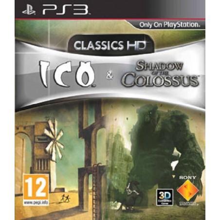 Ico & Shadow of the Colossus - Classics HD - PS3 usato