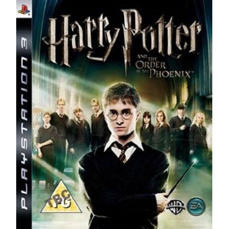Harry Potter e L'Ordine Della Fenice - PS3
