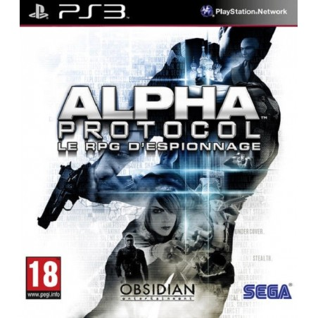 Alpha Protocol - PS3 usato