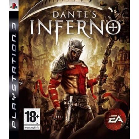 Dante's Inferno - PS3 usato