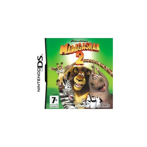 Madagascar 2 - DS usato