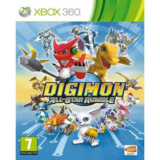 Digimon All-Star Rumble - Xbox 360