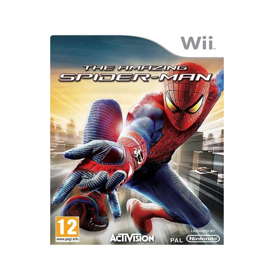 The Amazing Spider-Man - Wii