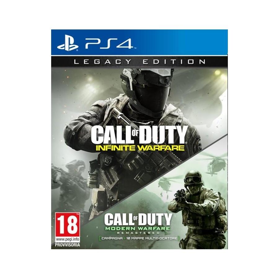 Call of Duty: Infinite Warfare - Legacy Edition per ps4