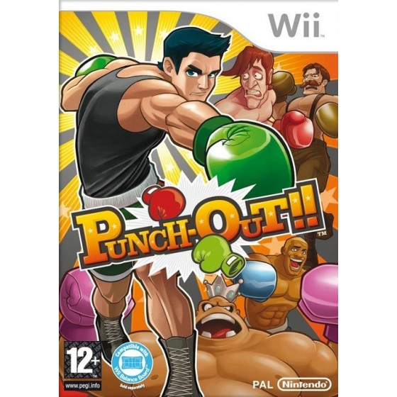 Punch-Out!! - Wii Usato