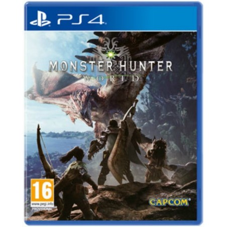 Monster Hunter World - PS4