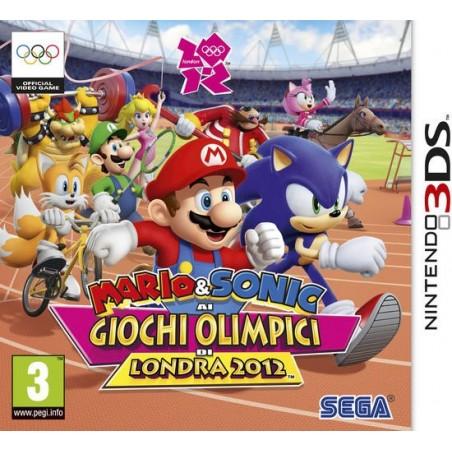 Mario & Sonic ai Giochi Olimpici di Londra 2012 - 3DS