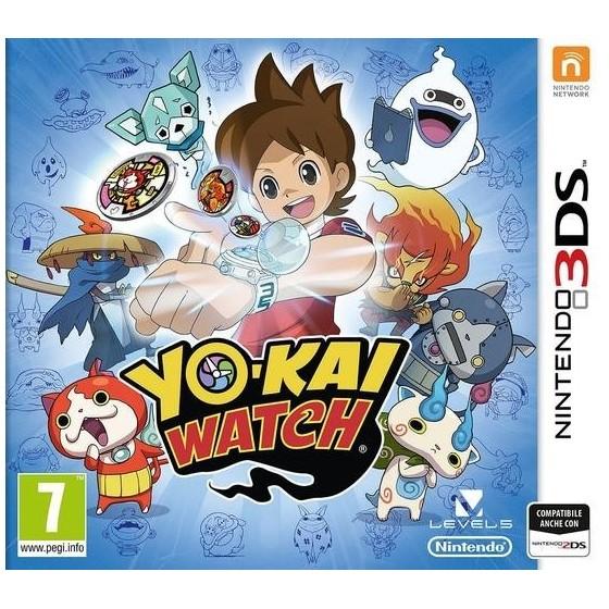 Yo-Kai Watch - 3DS Usato