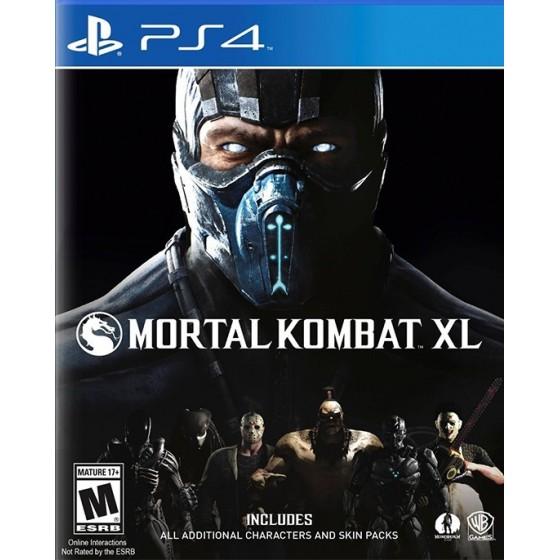 Mortal Kombat XL - PS4 usato