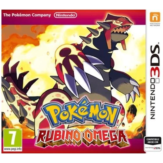 Pokemon Rubino Omega - 3DS