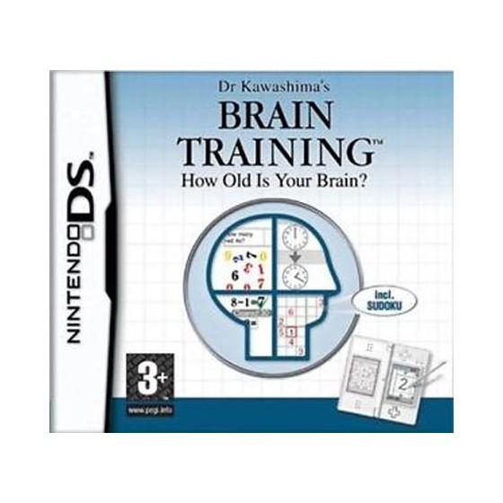 Brain Training del Dr. Kawashima: Quanti anni ha il tuo cervello?