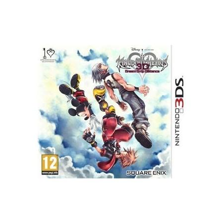 Kingdom Hearts Dream Drop Distance DS