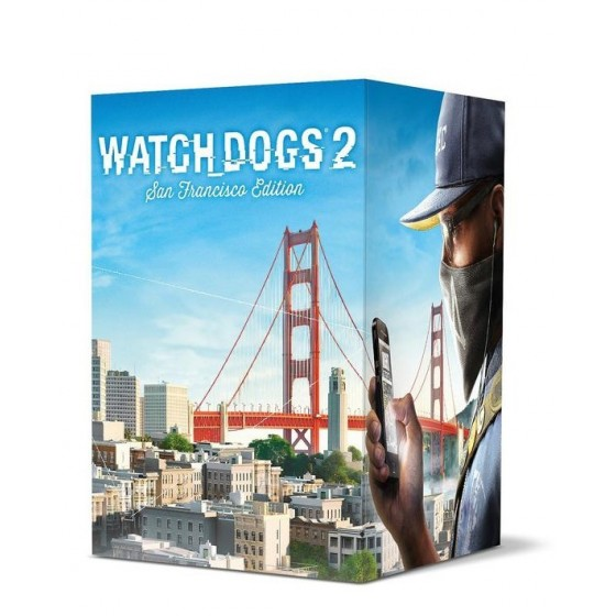 Watch Dogs 2 - San Francisco Edition - PS4 - The Gamebusters