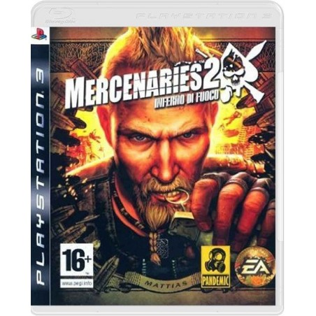 Mercenaries 2 Inferno di Fuoco - PS3