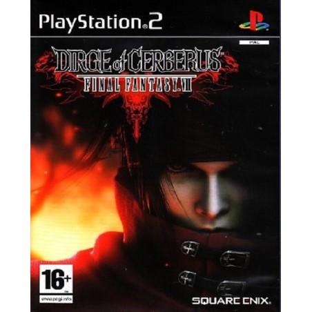 Dirge of Cerberus Final Fantasy VII - PS2 usato