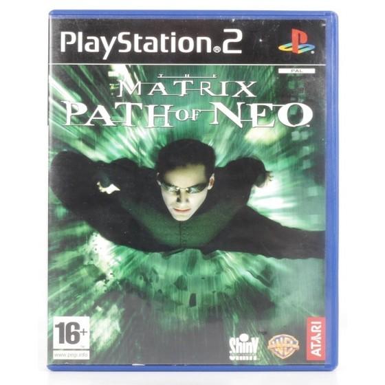 The Matrix: Path of Neo - PS2 usato