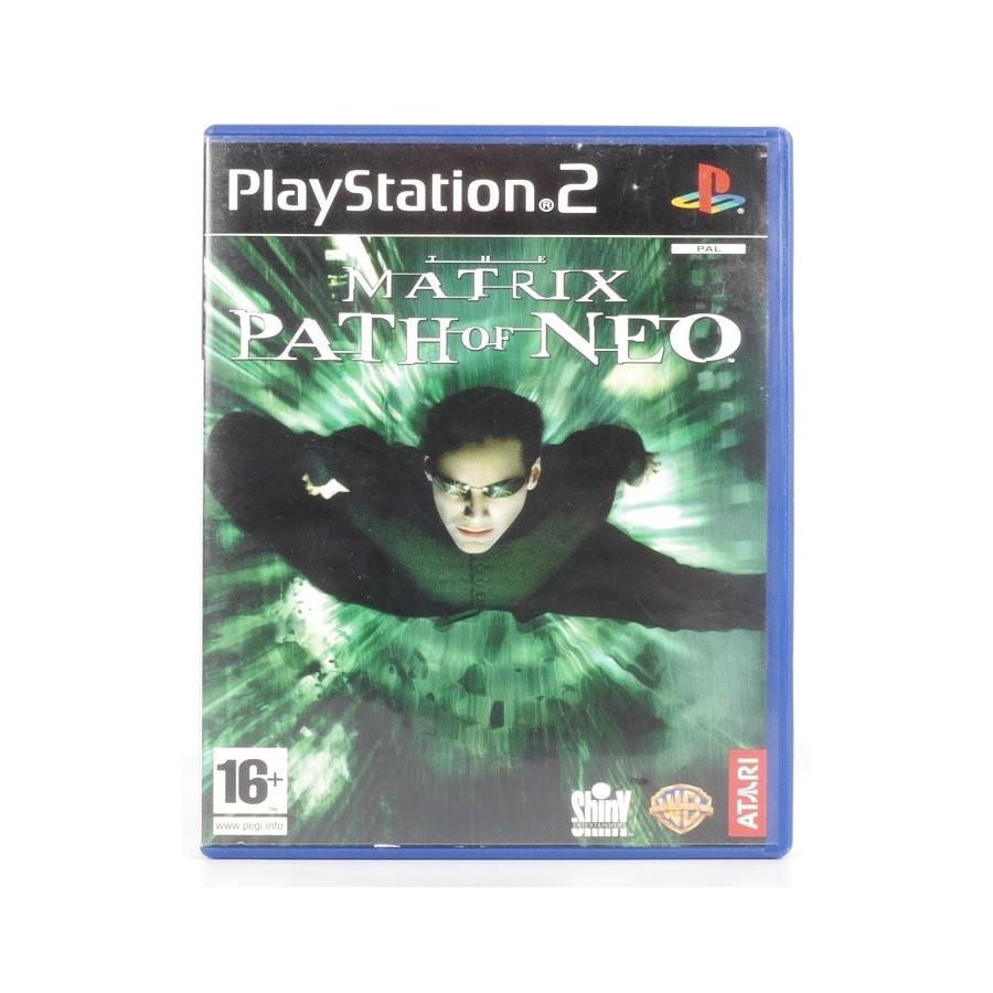 The Matrix: Path of Neo - PS2