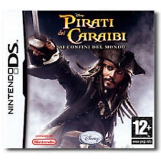 Pirati dei Caraibi: Ai Confini del Mondo - DS