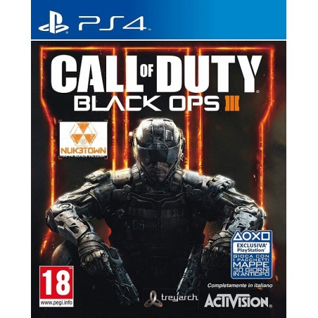 Call of Duty: Black Ops III - PS4 usato