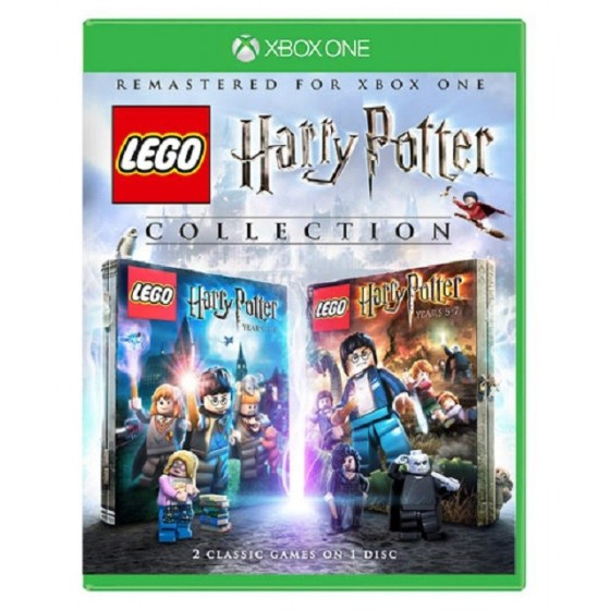 LEGO Harry Potter Collection Remastered - Xbox One