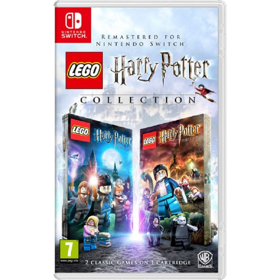 LEGO Harry Potter Collection Remastered - Switch